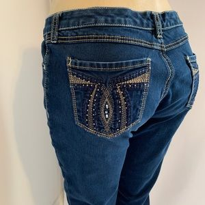 7 For All Mankind Skinny Jeans Size 6